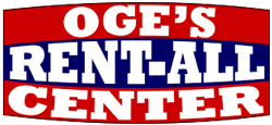 Oge's Rent-All Center