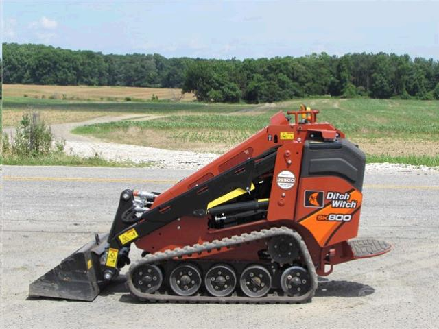 Where to find SK800 MINI SKID STEER DITCH WITCH in Lafayette