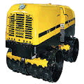 Where to rent VIBRATORY ROLLER RT82SC in Lafayette LA