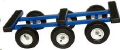 Where to rent DOLLY KING-6 WHEEL-1250 LBS. in Lafayette LA