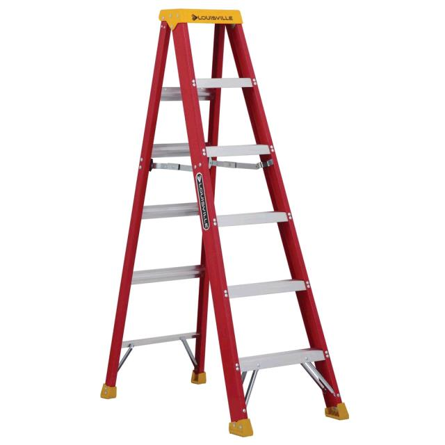 Where to find STEP LADDER 16   fiberglass in Lafayette