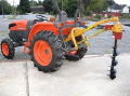 Rental store for AUGER ATTACHMENT-TRACTOR in Lafayette LA