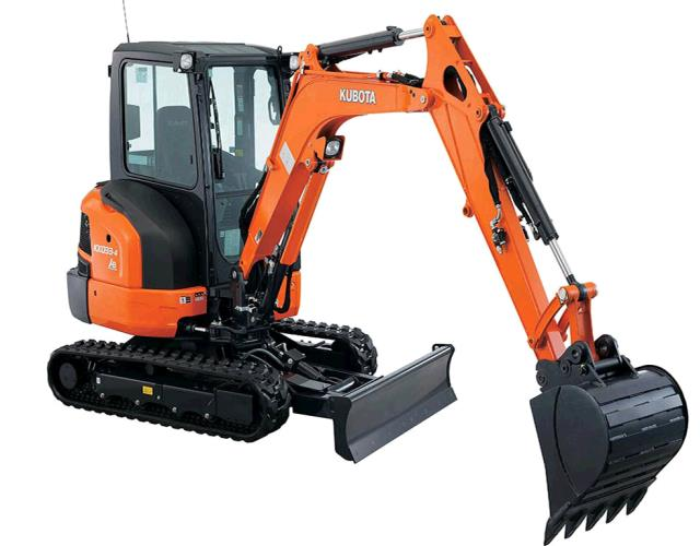 Where to find EXCAVATOR 3-4 TON in Lafayette