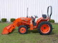 Where to rent TRACTOR W 6 BOX--LOADER in Lafayette LA
