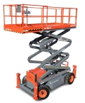 Rental store for SCISSOR LIFT-ALL TERRAIN 32  35 in Lafayette LA